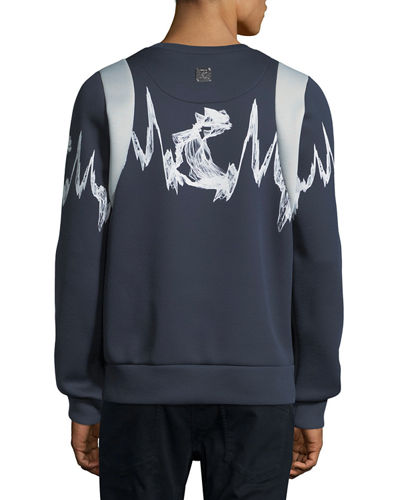 x CR Collection Sonic Wave Sweatshirt