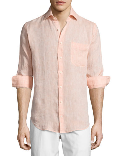 Crown Cool Linen Sport Shirt