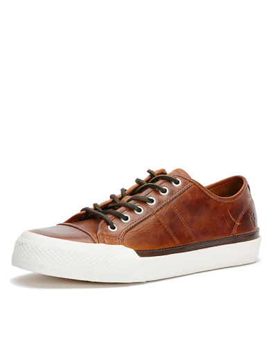 Men's Greene Leather Low-Top Sneaker
