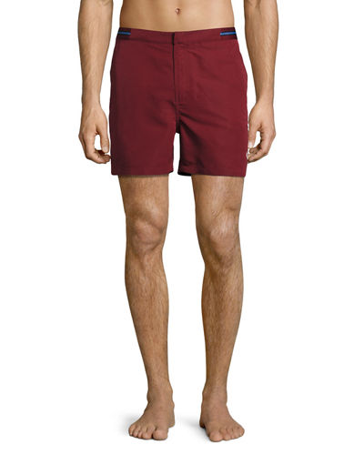 Fred Perry BOMBER TAPE SWIMSHORT