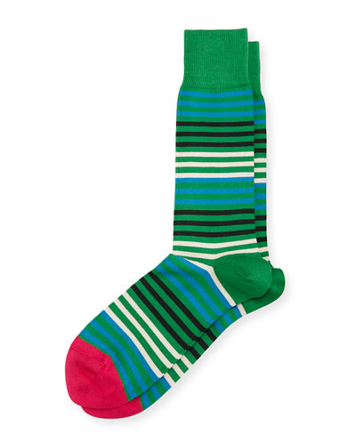 Sanny Striped Socks