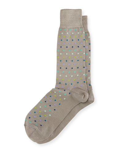 Paul Smith Multicolor Pin-Dot Socks