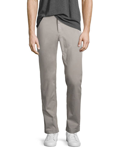 Brewer Soft Sateen Modern Chino Pants