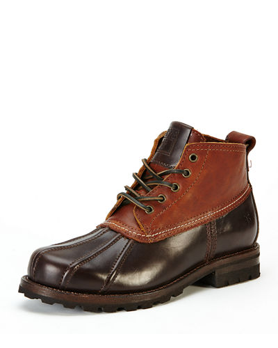 Warren Low-Top Duck Boot