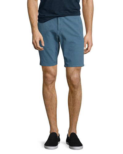 Brixton Canvas Trouser Shorts