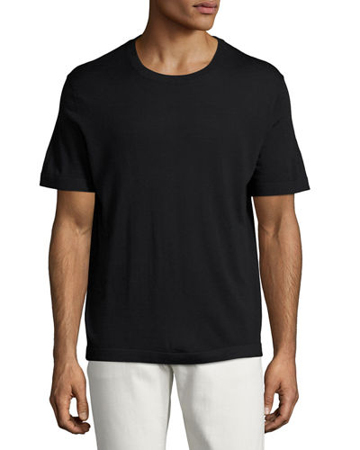 Veloy Leden Luxe Feather Merino T-Shirt