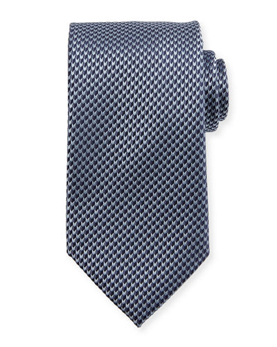 Brioni Textured Arrow Neat Tie