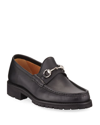 gucci dress shoes. leather moccasin gucci dress shoes