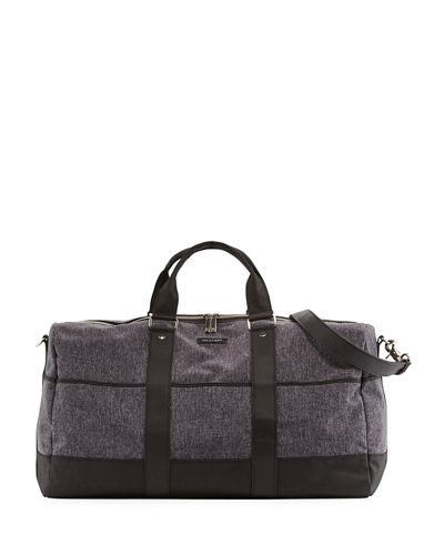 Canvas Gym Duffel Bag