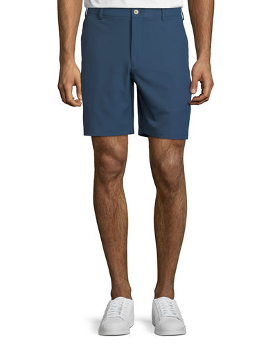 Salem High-Drape Performance Shorts