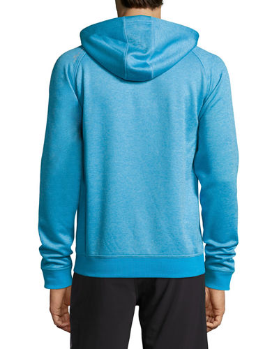 Crown Active Zip-Front Hoodie