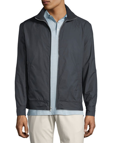 Hartford Zip-Front Jacket
