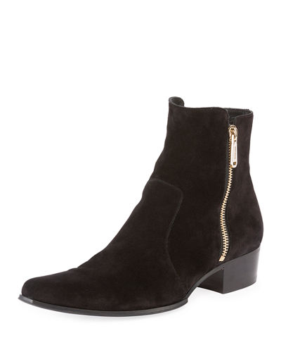 ANTHOS SUEDE BOOT