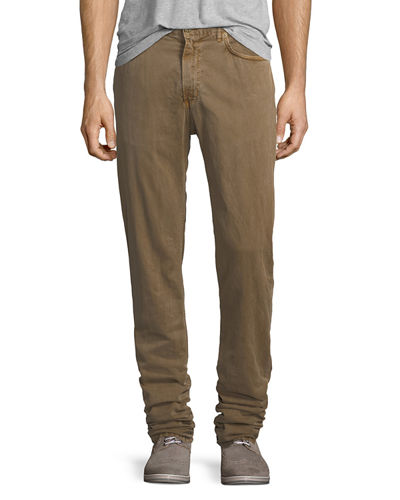5 PKT PANT - CORD