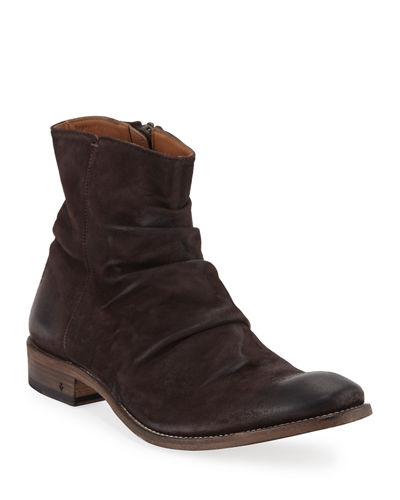 MORRISON SHARPEI ZIP BOOT