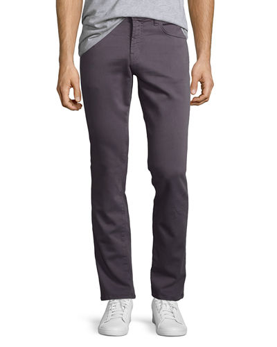Tyler Slim-Fit Luxe Terry Jeans