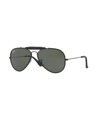 Outdoorsman Craft Aviator Sunglasses