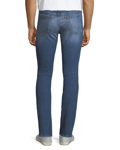 L'Homme Slim-Straight Jeans