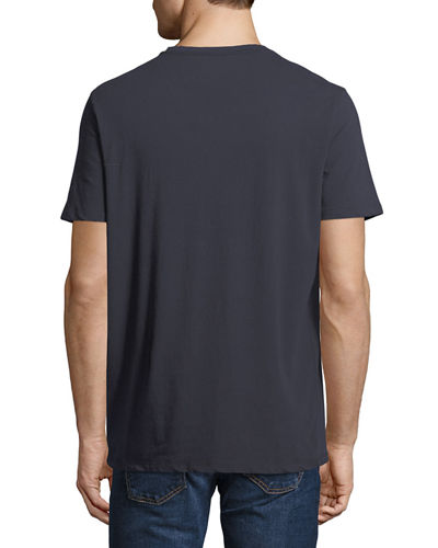 Short-Sleeve V-Neck T-Shirt