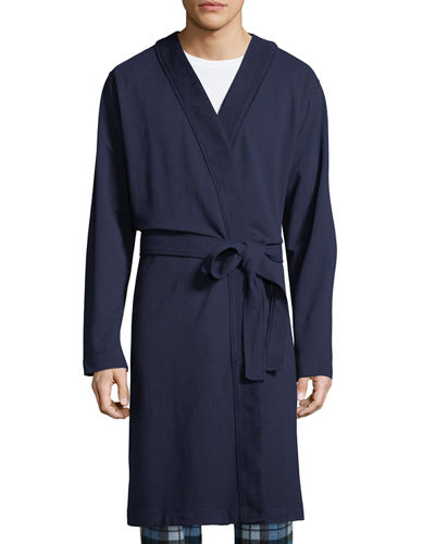 Samuel Cotton-Blend Robe