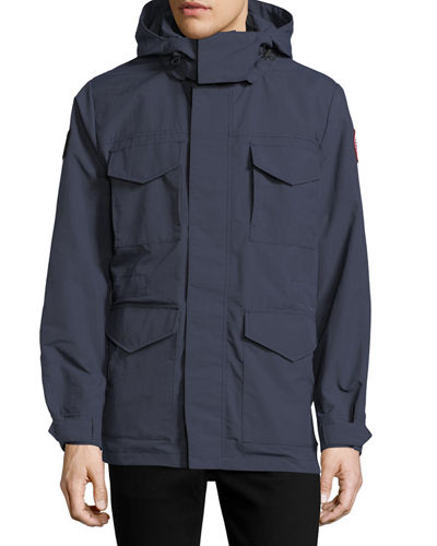 Voyager Four-Pocket Nylon Jacket
