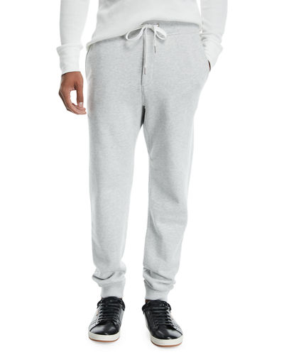 Classic Vintage Athletic-Inspired Sweatpants