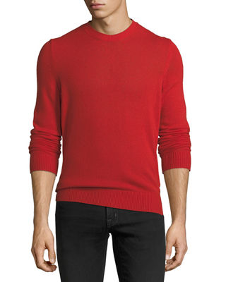 Red Pullover Sweater | Neiman Marcus