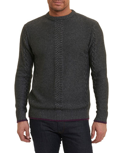 Fulton Chain Knit Sweater