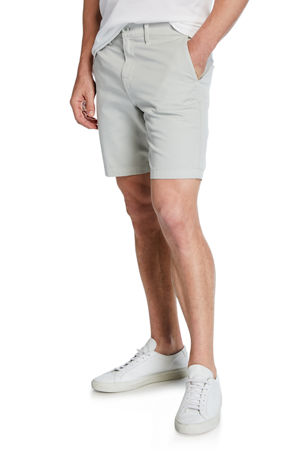 7 for all mankind Men's Year Round Chino Shorts