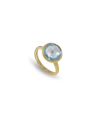 Marco Bicego Jaipur 18K Faceted Round Ring, Size