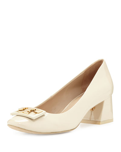 Gigi Logo Patent 50mm Pump