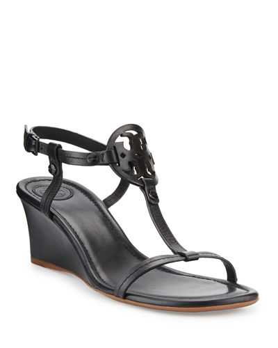 Miller Logo 60mm Wedge Sandal