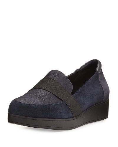 Veree Suede Comfort Loafer