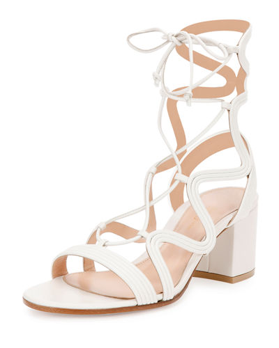 Artemis Lace-Up 60mm Sandal