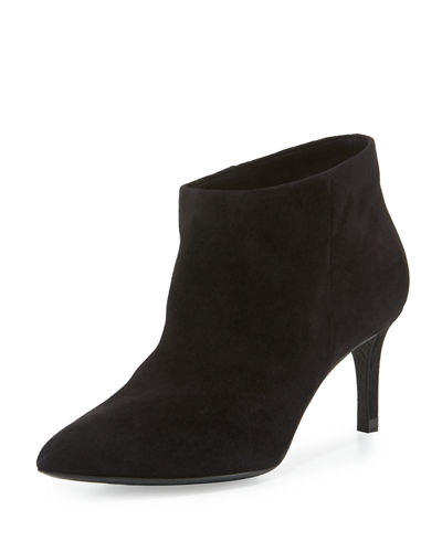 HARLEY POINTED TOE ANKL BOOT