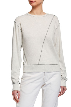 Rag & Bone The Knit Rib Pullover