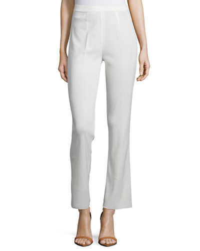 Casey Boot-Cut Pants, Petite