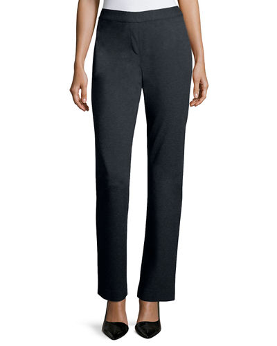 Punto Milano Straight-Leg Pants, Plus Size