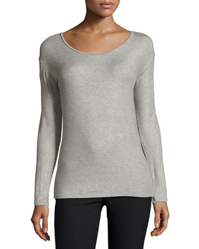 Extrafine Long-Sleeve Top