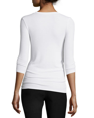 Jackie Knit Ballet Top