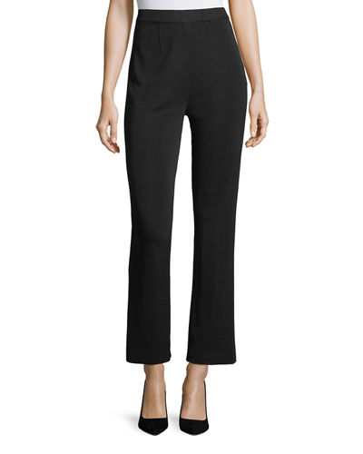 Misook Casey Boot-Cut Pants, Plus Size