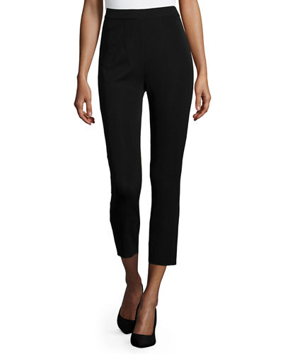 Misook Slim Ankle Pants, Plus Size