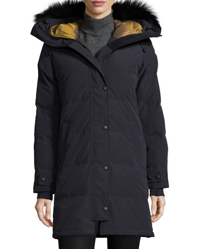Canada Goose Prideaux Parka with Fur Hood