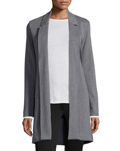 Majestic Paris for Neiman Marcus Merino Wool Driving Coat