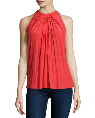Paris Halter-Neck Top