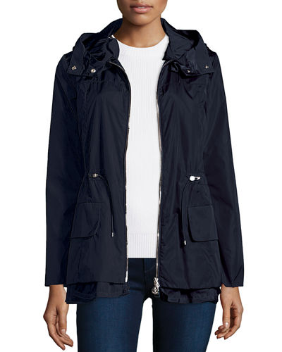 Moncler Limbert Hooded Short Jacket