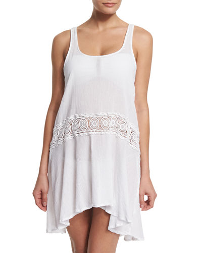 Island Fare Tank Coverup Dress