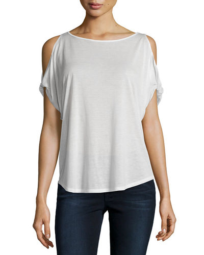 Canyon Cold-Shoulder Tee