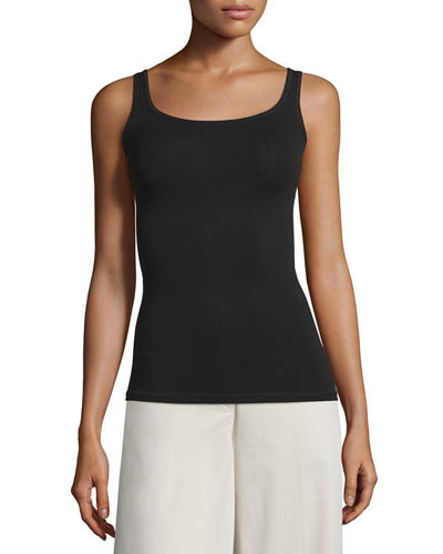 Len Tubular Sleeveless Top