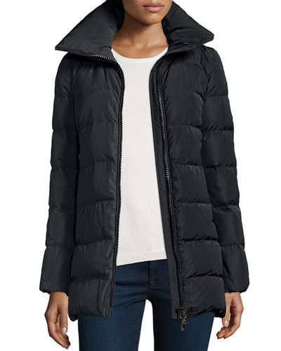 Petrea Quilted Puffer Coat